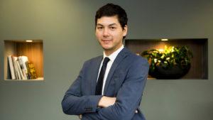 Debenhams Ottaway trainee solicitor Theo Knibb