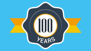 Celebrating 100 years at St Peters Street