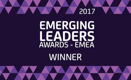 Emerging Leaders awards 2017 logo