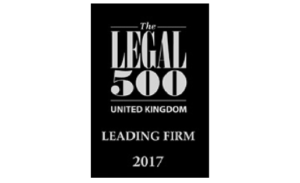 The Legal 500 official company logo