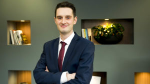 Tom Marshall commercial property lawyer at Debenhams Ottaway