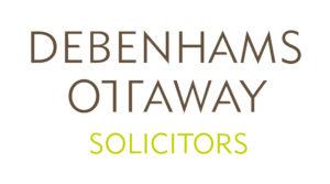 Debenhams Ottaway white square logo