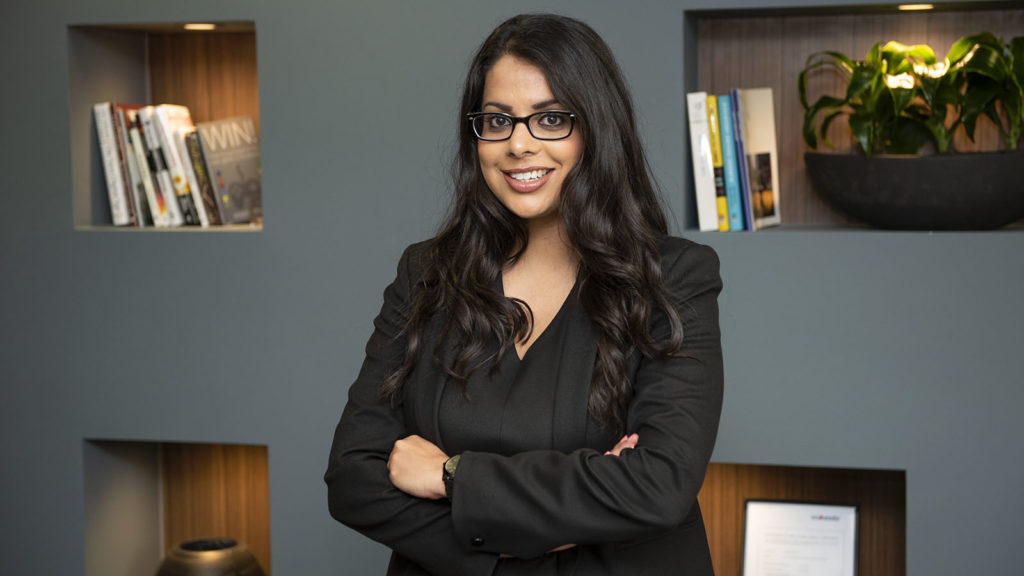 Commercial property lawyer Mandip Kaur Sumal